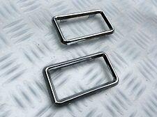 Ford Capri MK1 New inner door pull chrome surrounds