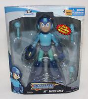 Jazwares 10 Mega Man 15th Anniversary Figure Free Shipping
