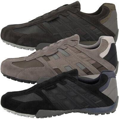 GEOX U Snake F Schuhe Herren Freizeit Sneaker Halbschuhe Turnschuhe U8207F022MEC   eBay