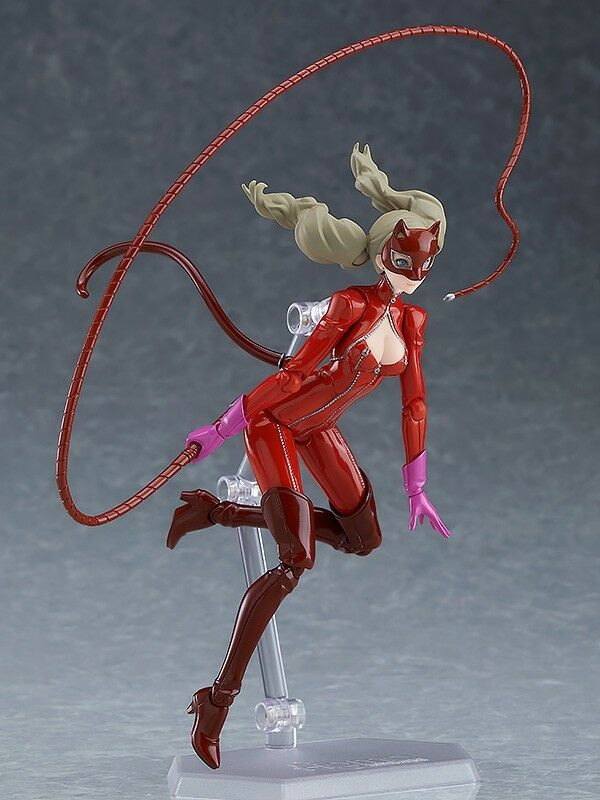 Persona 5 Panther Figma  Figure Anne Takamaki Official Good Smile Company 398  sortie en ligne