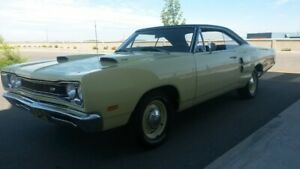 69 Dodge SuperBee