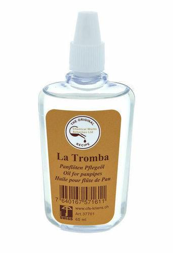 La Tromba Öl für Panflöten