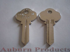 S4 Sargent Key Blank 30 Key Blanks Nickel Plate Free Shipping