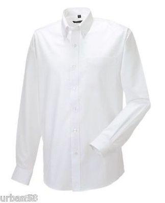 Herrenhemd langarm Hemd Übergröße 3XL 4XL 5XL 6XL weiß schwarz 1/1 Arm 47 bis 54