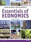 Essentials of Economics by John Sloman, Dean Garratt (Paperback, 2016)