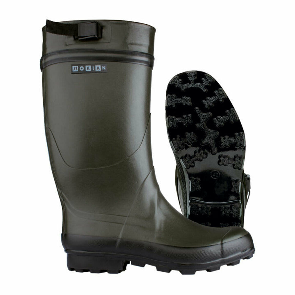 Nokian Finnwald Wellington Boots - Unisex  Wellies - Olive  general high quality