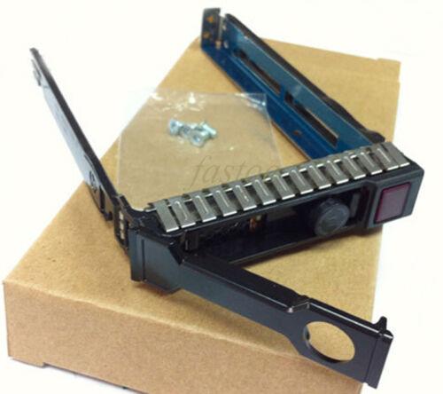 """2.5/"""" SFF SAS SATA HDD Tray Caddy For HP Gen8 BL420c BL460c BL465c BL660c WS460c"""