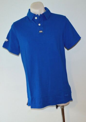 Superdry Mens Polo T BLUE SIZES Shirt M /& L NEW