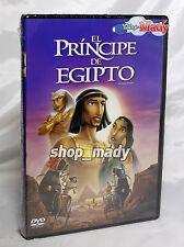 El Principe de Egipto - The Prince of Egypt DVD, Español Latino Región 3, 4, 6