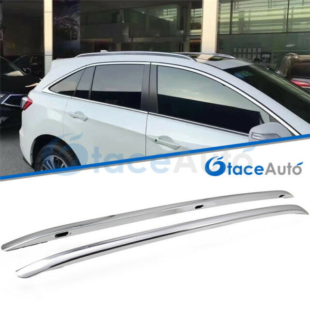 New Roof Racks Rail Fit For Acura RDX 2012-2018 Luggage