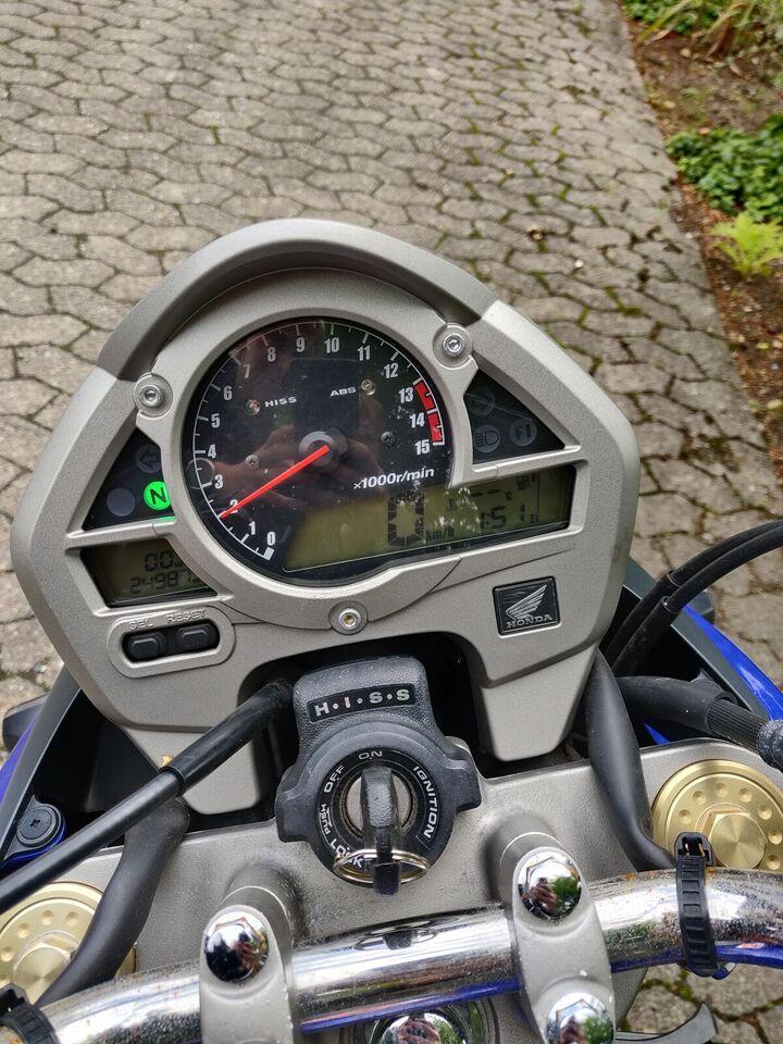 Honda, CB 600 FA Hornet, 600 ccm