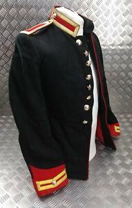 Genuine-British-Army-Issue-RHG-Blues-amp-Royals-Trooper-H-Cav-Tunic-Faulty-EBYT326