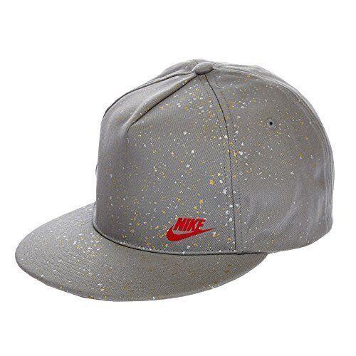 Nike Spackle Trucker Snapback Cap Hat Men s 269781 082 for sale online  7194af5b151