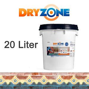 20-L-Dryzone-Injektionscreme-Horizontalsperre-gegen-aufsteigende-Feuchtigkeit