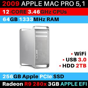 2009-Mac-Pro-5-1-12-Core-3-46GHz-64GB-RAM-256GB-PCIe-SSD-R9-280x-WiFi-USB-3-0