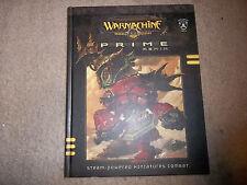 Warmachine Prime Remix Iron Kingdoms hardcover
