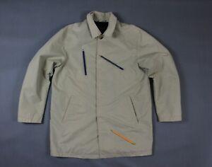 GANT-Men-039-s-Cotton-Jacket-Coat-Size-M-beige-SUPER