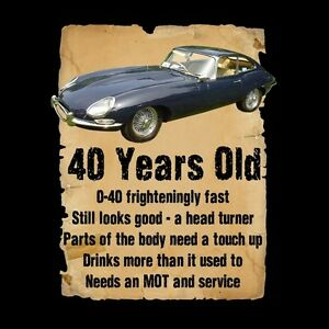 Image Is Loading 40 Year Old 40th Birthday Gift Funny E