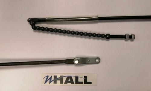 Handle release rod /& chain for Linde M25 series 3 hand pallet// pump truck
