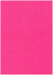 Pack-Of-20-Sheets-Cerise-Hot-Pink-A4-Stardust-Shimmer-Glitter-Paper-Craft-120gsm