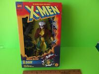 X-men Deluxe Edition Rogue 10in Tall Fully Poseable Figure Gun Included Hot