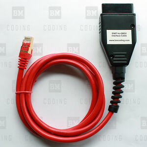 Bmw Enet Ethernet To Obd Interface Cable E Sys Icom