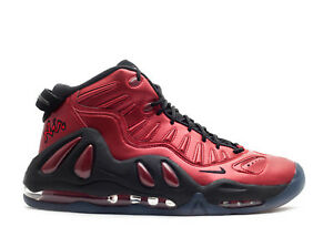 Details about Nike Air Max Uptempo 97 Cranberry Varsity Red Size 13. 399207 600 Jordan Pippen