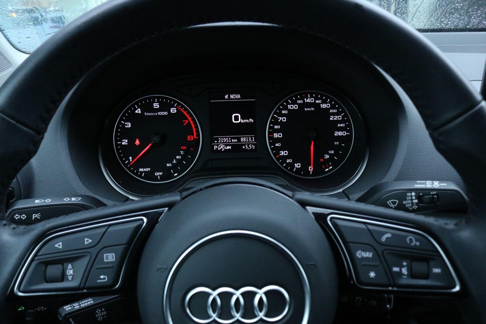 Audi Q2 TFSi 150 Sport S-tr.