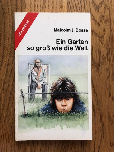 Malcolm J. Bosse Ein Garten so groß wie die Welt dtv pocket