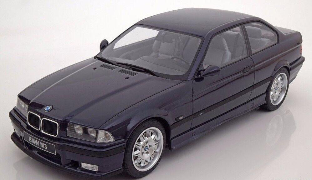 Otto Mobile 1992 BMW M3 E36 Violet 1 12 Limited Edition 300 pcs  Super grande voiture NOUVEAU  dernier