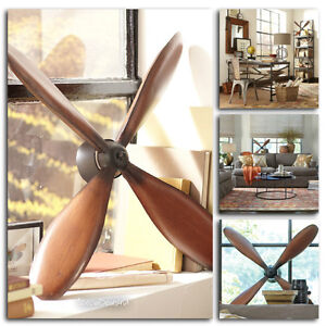 Image Is Loading Vintage Plane Propeller Wall Hanging Art Home Decor