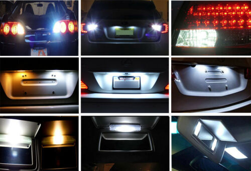 Reverse for Lexus RX330 RX350 RX450 License Plate LED Package Vanity