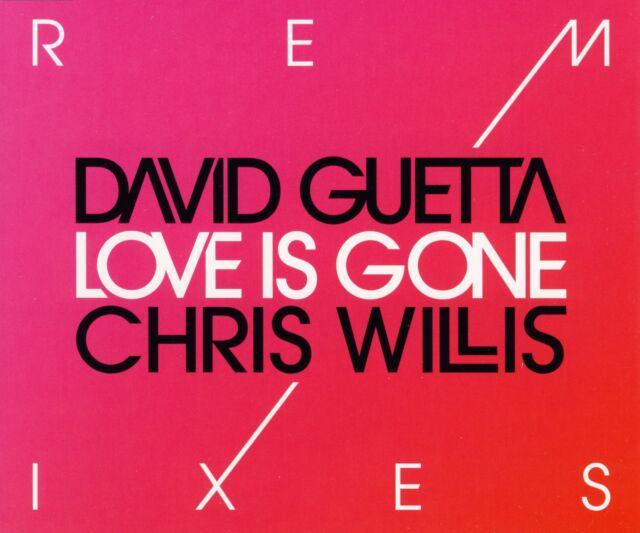 DAVID GUETTA - Love is gone -  Remixes - 8 Tracks