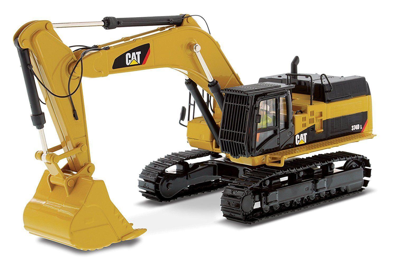 85274 Cat 374d L Hydraulic Excavator, 1 50 Cat Norscot