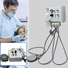 Wall Mounted Portable Dental Delivery Turbine Unit Work With Compressor 4hole Us