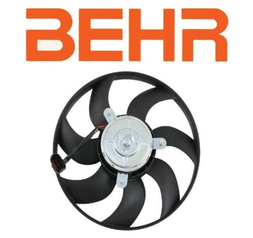 BEHR Right Auxiliary Engine Cooling Aux Fan Motor NEW for Audi for Volkswagen VW