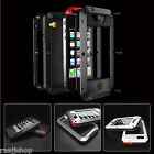 Impermeable A Prueba De Golpes Aluminio Gorila Metal Funda para Iphone 5 5s 6