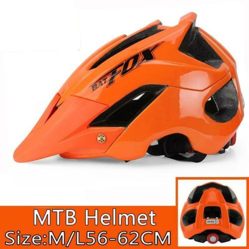 Bicycle Helmet EPS Foaming and PC Shell MTB Cycling Mountain Bike Safety Tools