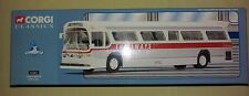 Corgi Clásicos Trailways GM 5302 Bus. Carolina del Norte. no 54303