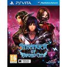 Sony PlayStation PS Vita Stranger of Sword City NIS America Video Game