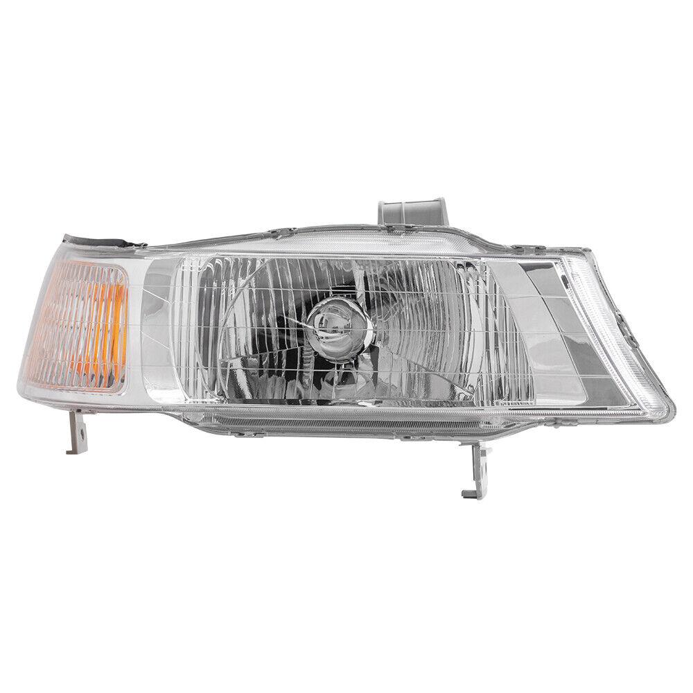 Fits Honda Odyssey 99-04 Set Headlights Headlamp Units 33151S0XA01 33101S0XA01