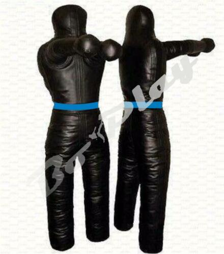 Grappling BJJ Synthetic Leather Dummy Punch Bags Fighting Judo MMA Training