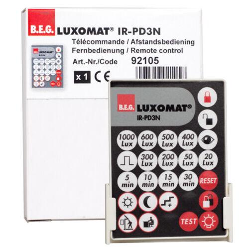 1 Stk Fernsteuerung IR-PD3 BEG 92105