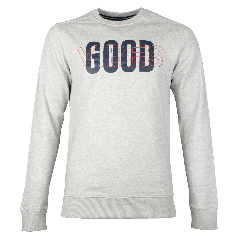 BENCH Herren Sweatshirt Good Vibes