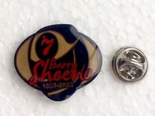 Barry Sheene Road Racing Pin Badge, UGP200, Isle Of Man TT, Ogri, Joey Dunlop...