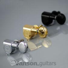 6 x NEW Wilkinson WJ05 EZ LOK Tuners for Stratocaster Telecaster Strat Tele ®*