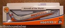 Hooters Air Boeing 737-200 Scale 1:130 Airplane Model Defunct Airlines - New
