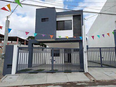 Casa Nueva en la Col. México a menos de 3 cuadras de la Carr. Tampico Mante.