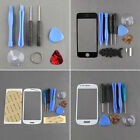 Front Outer Glass Screen Lens Replacement Fit for Iphone 5 Samsung S3 W/ Tools