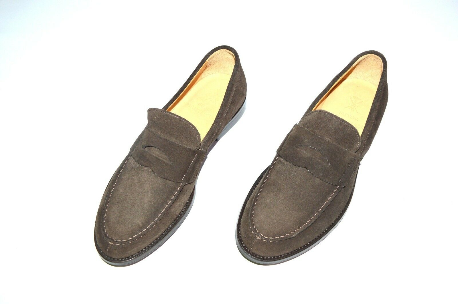 NEW 940,00 SUTOR SUTOR 940,00 MANTELLASSI  Shoes Size Eu 44.5 Uk 10.5 Us 11.5 (Cod 160) b72f5f
